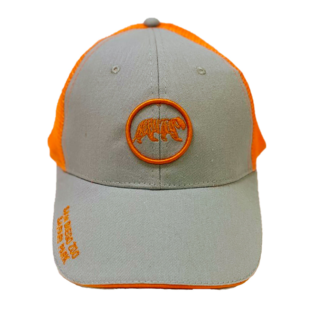 Circle Tiger Trucker Hat