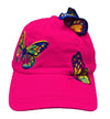 3-D Butterfly Youth Baseball Cap