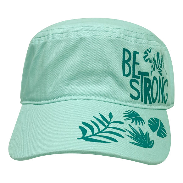 Be Strong Tiger Cadet Cap
