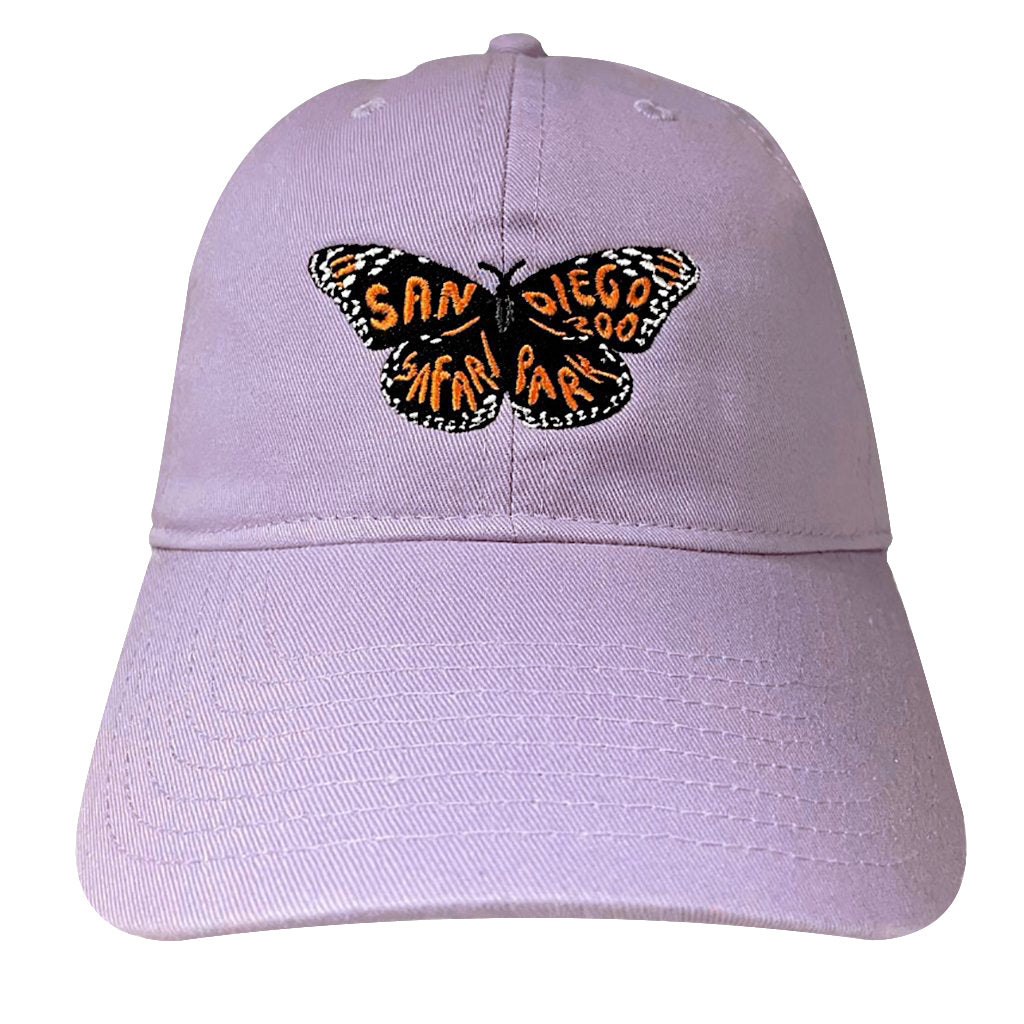 Monarch Butterfly Hat - With Bonus Native Milkweed Seed Packet