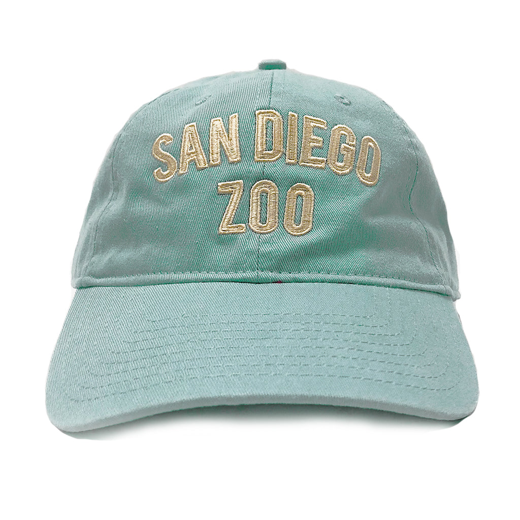 San Diego Zoo Baseball Cap - Snow Blue