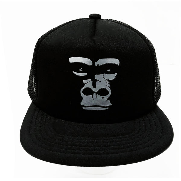 Gorilla Shadow Adult Trucker Hat