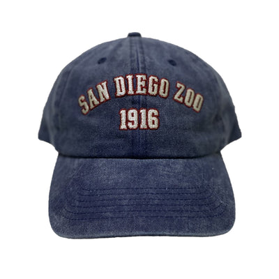 San Diego Zoo 1916 Baseball Hat