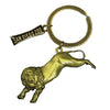 Rex the Lion Key Ring