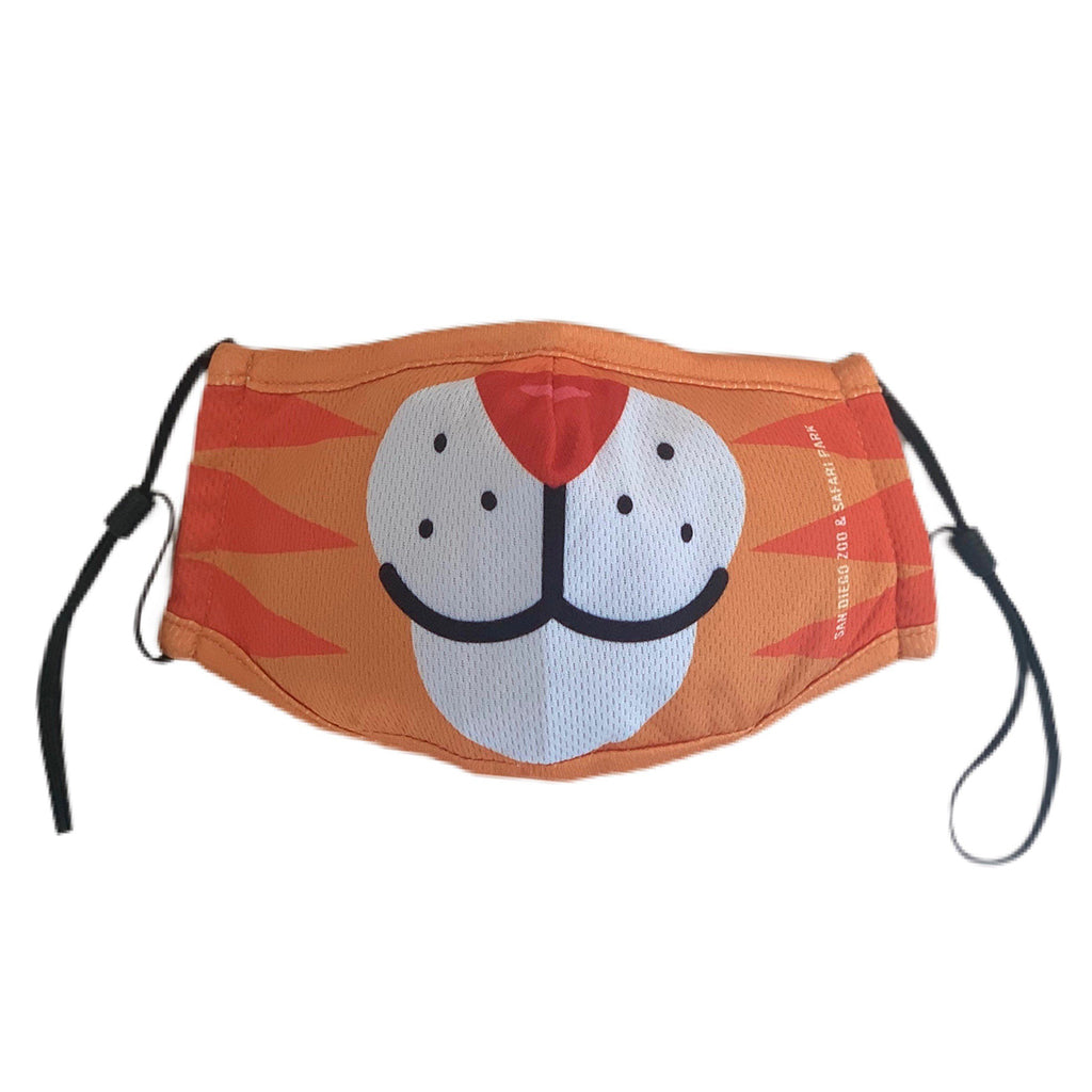 TIGER KIDS FACE MASK