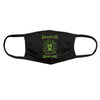 3 for $19.99 - Green Lion Face Mask