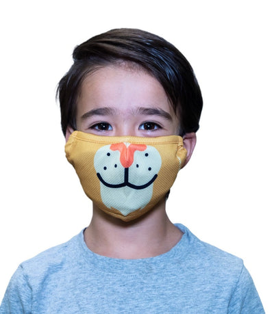 LION KIDS FACE MASK