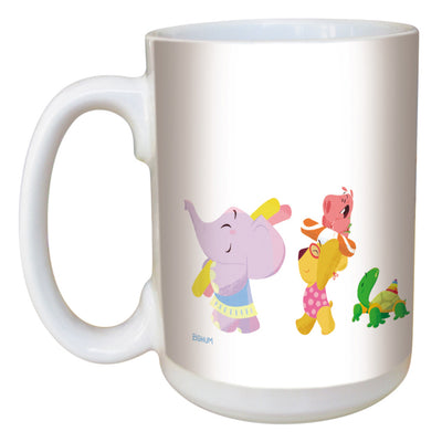 Holly Hippo Mug