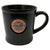 Tree of Life Black Medallion Mug