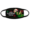 MERRY SLOTHMAS FACE MASK