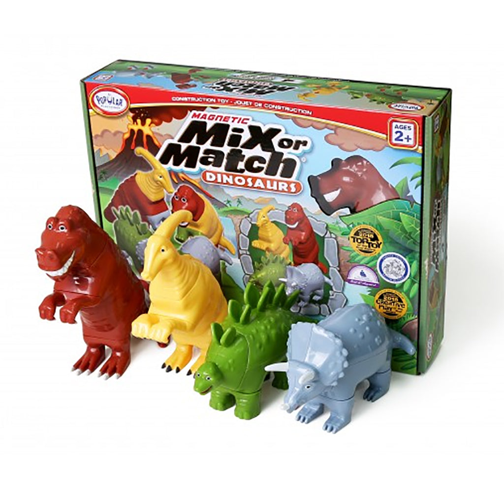 Dinosaur Mix Or Match Play Set