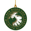 San Diego Zoo Wildlife Alliance Brass Ornament