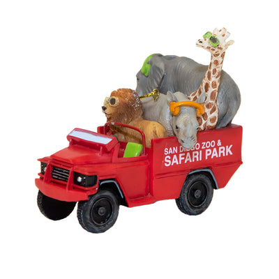 Jeep Safari Ornament - Reserve yours now for early November Delivery