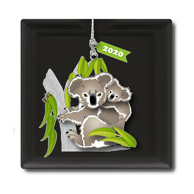 2020 Annual Ornament - Koala