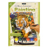 Activity Kit: Painting By Numbers - On the Prowl