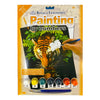 Activity Kit: Painting By Numbers - Tiger