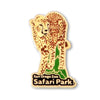 Cheetah Souvenir Pin
