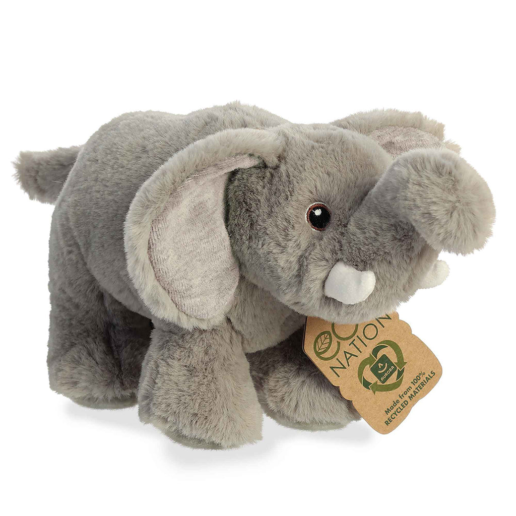 Elephant Eco Plush