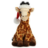Holiday Giraffe Plush
