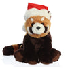Holiday Red Panda Plush