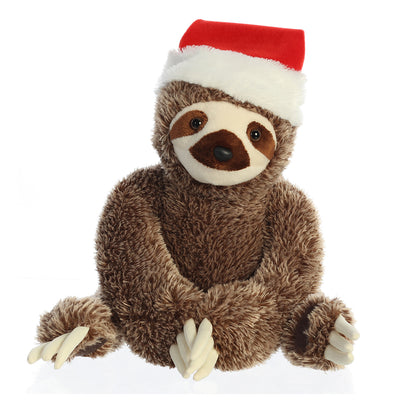 Holiday Sloth Plush