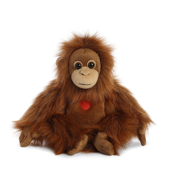 Karen the Orangutan Plush