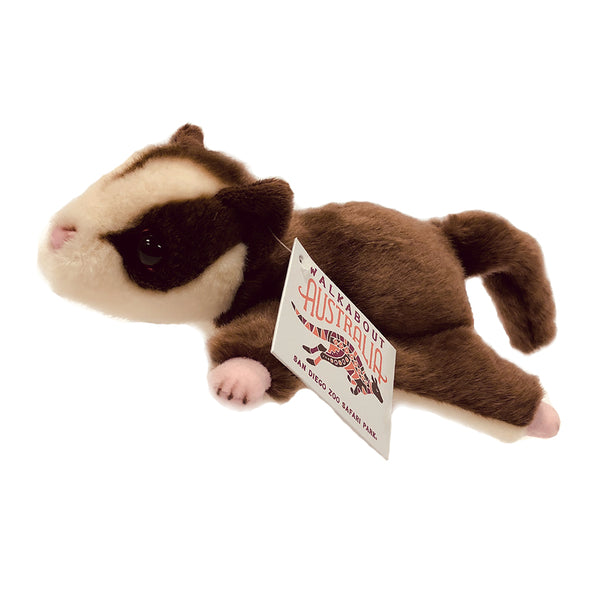 Sugar Glider Plush, Brown