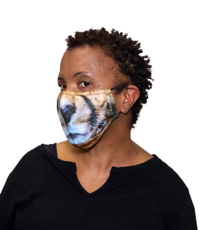 CHEETAH ADULT FACE MASK – PRE-ORDER NOW FOR ESTIMATED DELIVERY END OF JULY