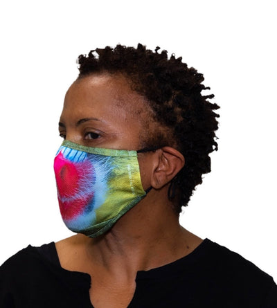 MANDRILL ADULT FACE MASK