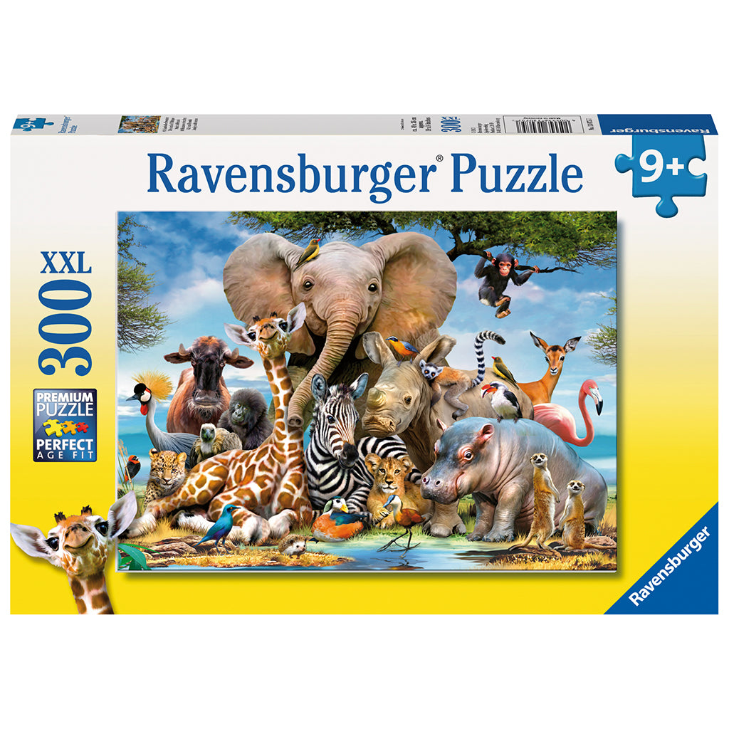African Friends 300pc Puzzle