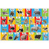 Animal Alphabet 24 Piece Floor Puzzle