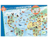 ANIMAL WORLD OBSERVATION 100pc Puzzle