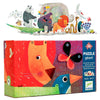 Animal Parade 36pc Floor Puzzle