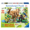 Jungle Juniors 24pc Floor Puzzle