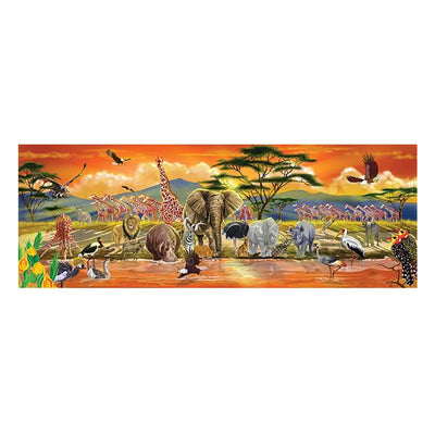 Safari 100 Piece Floor Puzzle