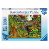Wild Jungle 100pc Puzzle
