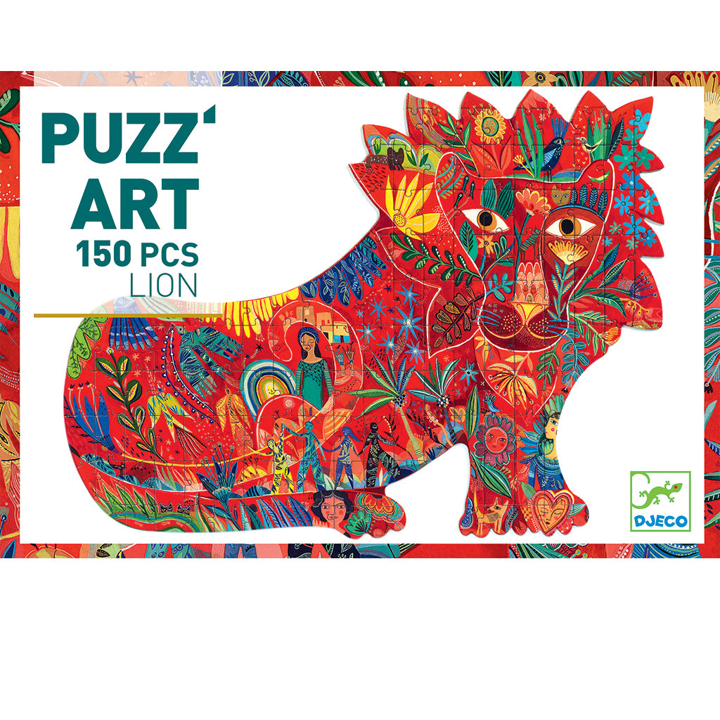 Lion Art 150pc Puzzle