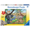 Safari Animals 60pc Puzzle