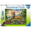 Jungle Tiger 300pc Puzzle