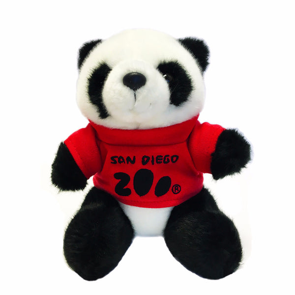 Panda with San Diego Zoo Tee