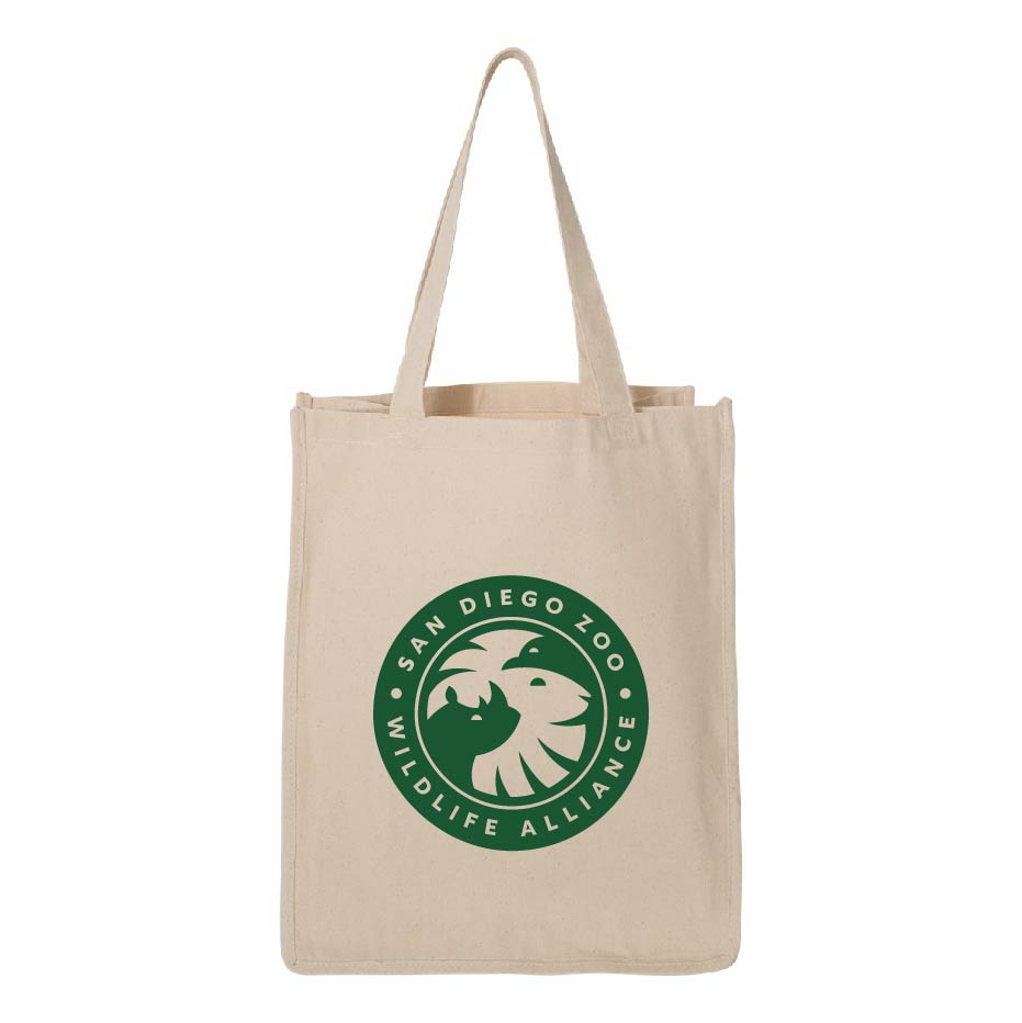 San Diego Zoo Wildlife Alliance Tote Bag