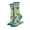 Butterfly Adult Socks