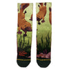 End Extinction Platypus Socks