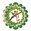 3D Tree Frog Wind Spinner