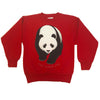 Panda Walking Youth Sweatshirt