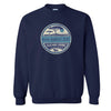 Safari Park Lion Crew Neck Sweatshirt