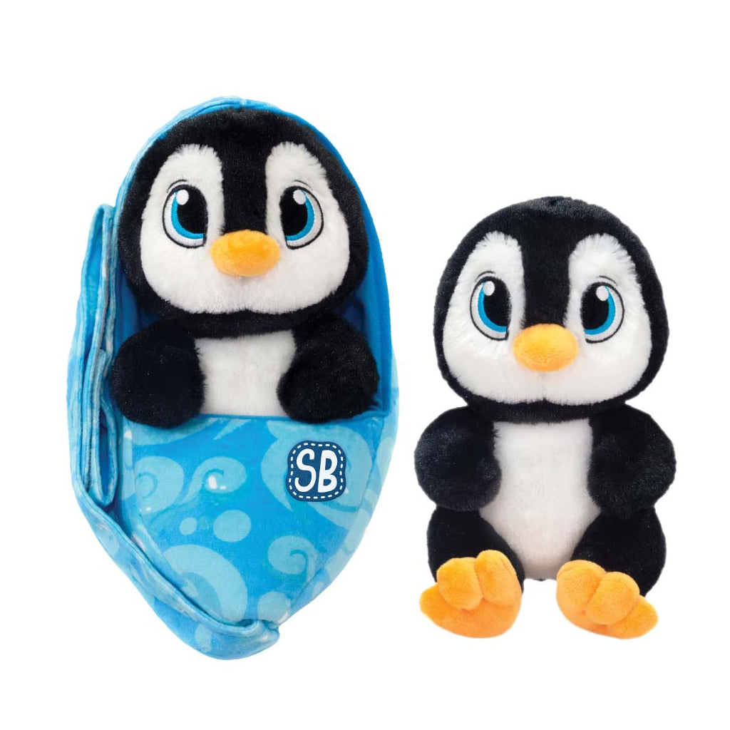 Zoo Babies Plush Penguin