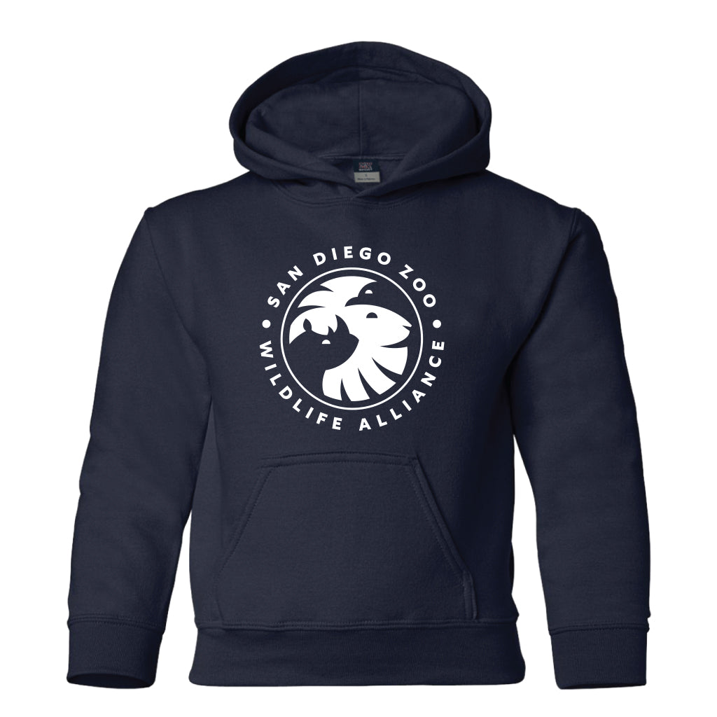 San Diego Zoo Wildlife Alliance Youth Hooded Sweatshirt