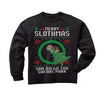 MERRY SLOTHMAS KIDS SWEATSHIRT