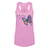 Be The Change Butterfly Ladies Tank